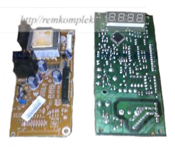 Модуль микроволновки