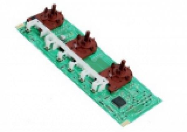 Электронный модуль управления (индикация)