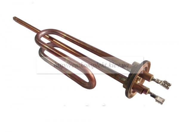 Тэн бойлера THERMOWATT 1500W медь с трубкой под термостат