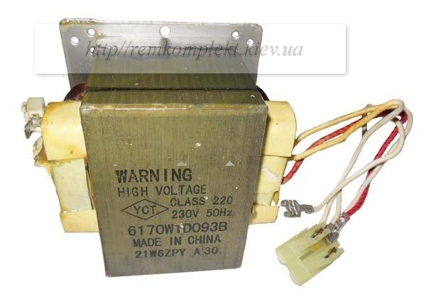 Трансформатор высоковольтный LG 6170W1D093B