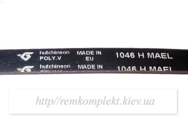 Ремень 1046 H MAEL