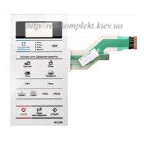 Клавиатура (мембрана) для СВЧ -печи SAMSUNG DE34-00384G