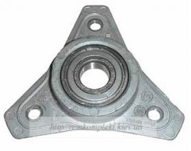 Блок подшипников 6204 Ariston в метале треугольник C00080841