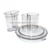 Крышка с толкателем для кухонного комбайна Bosch 00361735