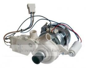 мотор циркуляционный посудомоечных машин INDESIT ARISTON C00115896