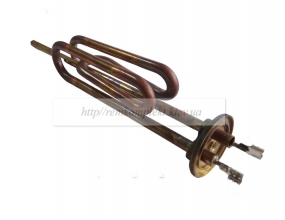 Тэн бойлера THERMOWATT 2000W медь с высокой трубкой под термостат
