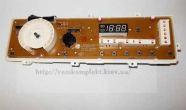 Модуль (плата) управления стиральной машины LG