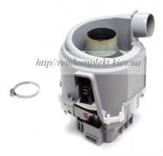 Циркуляционный насос  с тэном для посудомоечных машин Bosch 651956