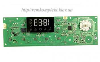 Модуль (плата) индикации INDESIT ARISTON C00293485