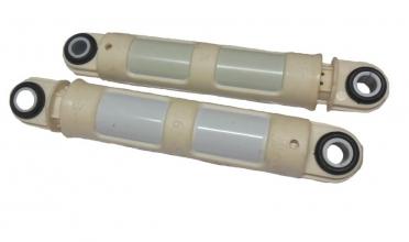 Амортизатор белый пластик L=185mm 80N