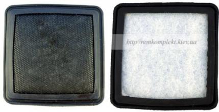 Фильтр Hepa пылесоса Bosch 00758732