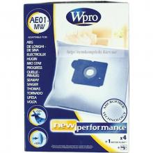 Мешки WPRO для пылесоса 481281718608