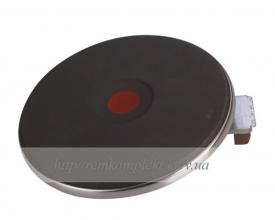 Конфорка для электроплиты чугун с красным кружком 225мм