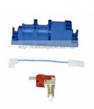Блок розжига для газовой плиты Smeg 697450323