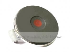 Конфорка для электроплиты чугун с красным кружком 145мм C00099674