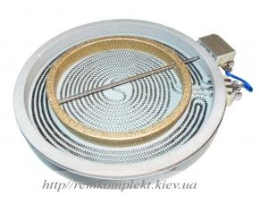 Конфорка для стекло-керамической поверхности с расширением универсальная 230 мм C00089645