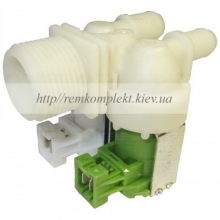 Клапан электромагнитный AEG-Electrolux-Zanussi 2/180º 1240825040