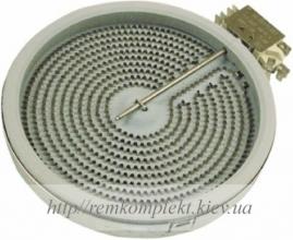 Конфорка для стекло-керамической поверхности универсальная 200 мм C00139036