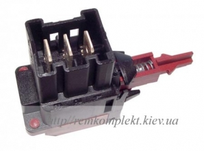Кнопка для стиральной машины Electrolux 1249271006