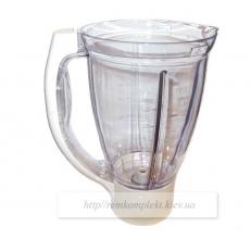 Блендерная чаша для кухонного комбайна MOULINEX MS-5980635
