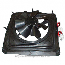 Вентилятор обдува на морозильную камеру Whirlpool 481202858346