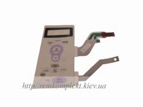 Клавиатура (мембрана) для СВЧ -печи SAMSUNG DE34-00193E
