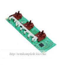 Модуль (плата) индикации INDESIT ARISTON C0026206044