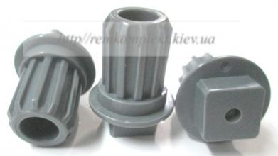 Шестерня (муфта) шнека для мясорубки Philips 996510049323