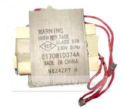 Трансформатор высоковольтный LG 6170W1D074A