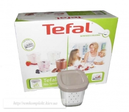 Баночки для йогуртницы Tefal, SEB