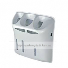 Бункер порошкоприемника для стиральной машины Whirlpool 481075258622