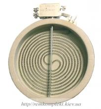 Конфорка для стекло-керамической поверхности универсальная 165 мм C00139035