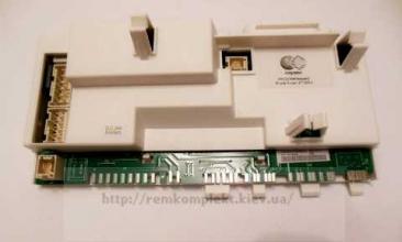 Модуль (плата) управления стиральных машин INDESIT ARISTON EVO II