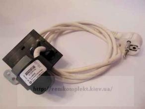Сетевой фильтр для стиральных машин + кабель 1,5м с вилкой