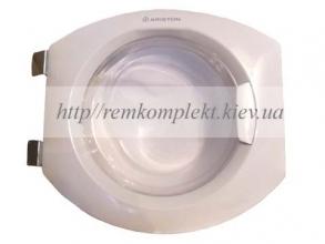 Люк в сборе для стиральной машины ARISTON C00116553