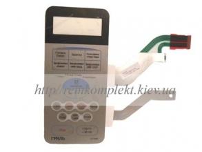 Клавиатура (мембрана) для СВЧ -печи SAMSUNG DE34-00115E