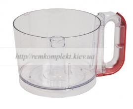 Чаша для кухонного комбайна Moulinex MS-5A07401