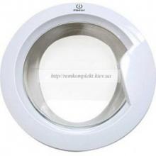 Люк в сборе для стиральной машины INDESIT ARISTON C00271243