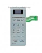 Клавиатура (мембрана) для СВЧ -печи LG MFM55440402